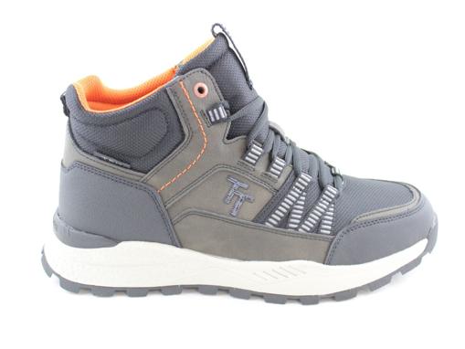 Obrázok z Tom Tailor 2180208 Pánska členková obuv khaki