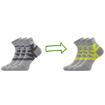 Obrázok z VOXX ponožky Franz 05 světle šedá 3 pár