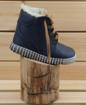 Obrázok z Pegres 1705 Bosé Detské zimné topánky modré