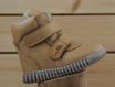 Obrázok z Pegres 1706 Bosé Detské zimné topánky pískové
