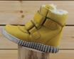 Obrázok z Pegres 1706 Bosé Detské zimné topánky žlté